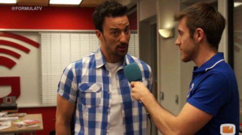 FormulaTV somete al test 'Ciega a citas' a los nuevos fichajes de la serie