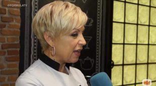 """Susi Díaz: """"En esta edición de 'Top chef' tendré más presencia y más seguridad que en la anterior""""."""