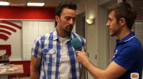 """Pablo Puyol: """"Mi primera aparición en 'Ciega a citas' es bastante bestia, entro liándola parda"""""""