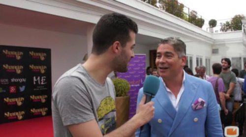 """Boris Izaguirre: """"Conchita es una mujer muy elegante, una lady, incluso más que la reina Letizia"""""""