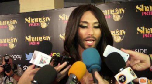 FormulaTV entrevista a Ruth Lorenzo y Conchita Wurst antes de cantar juntas en el Shangay Pride