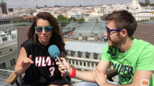 """Ruth Lorenzo: """"Repetiría Eurovisión para liarla parda, soltarme el pelo y menear lo que haga falta"""" (parte 2)"""