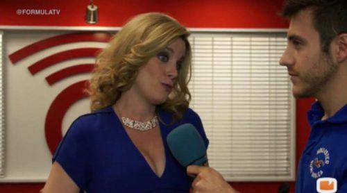 """Carolina Bang: """"En 'Ciega a citas' voy a intentar romper la relación de Natalia y Sergio desde dentro"""""""