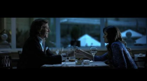 Patricia Martínez ('Mira quién salta 2') y Colate ('Mira quién baila'), protagonistas del videoclip de Miguel Kocina ('La voz')