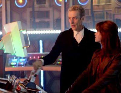 Tráiler de la octava temporada de 'Doctor Who' con Peter Capaldi al frente