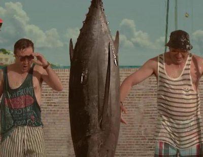De ejecutivos a pescadores en la promo veraniega de Antena 3