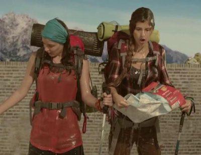"De ""pijas"" a montañeras en la promo veraniega de Antena 3"