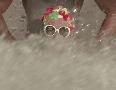 """De """"señorona"""" a bañista en la promo veraniega de Antena 3"""