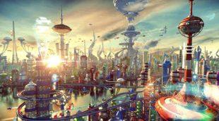 Un fan de 'Futurama' empieza a recrear la cabecera de la serie en 3D