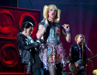 Neil Patrick Harris canta como Hedwig en los Premios Tony 2014