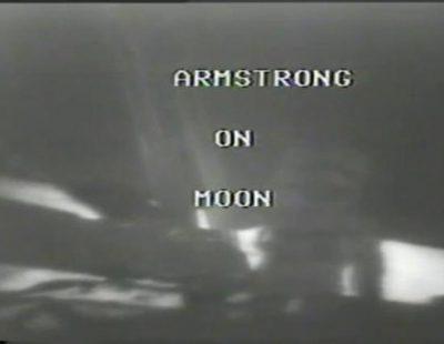 Walter Cronkite narra la llegada del hombre a la luna