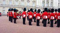 La Guardia de la Reina de Inglaterra interpreta la sintonía de 'Juego de Tronos' en Buckingham Palace