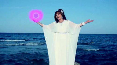 "Amalia Valero versiona en español a Conchita Wurst: ""Renaceré como un Fénix"""