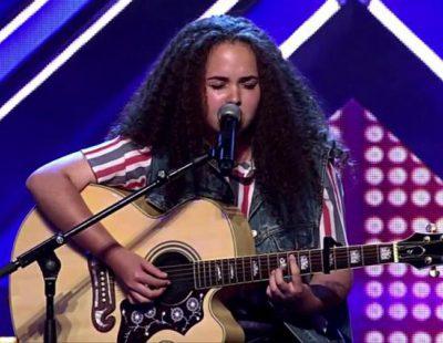 Rachel Thompson encandila a la audiencia y al jurado de 'The X Factor Australia'
