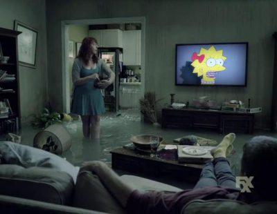 """""""Vamos a morir todos"""": Así promociona FXX su maratón de 'Los Simpson'"""