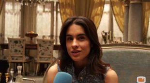 """Fariba Sheikhan ('El secreto de Puente Viejo'): """"Es complicado que me case con Bosco, pero el amor mueve montañas"""""""