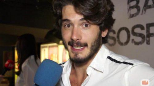"""Yon González: """"En el primer capítulo de 'Bajo sospecha' habrá una pequeña tensión sexual"""""""