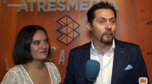 """Ramón Campos: """"Hay homenajes a 'Expediente X' y 'Twin Peaks' en 'Bajo Sospecha'"""""""