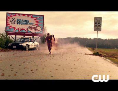 Barry Allen, mucho más veloz que los coches en el tráiler de 'The Flash' estrenado en la Comic-Con 2014