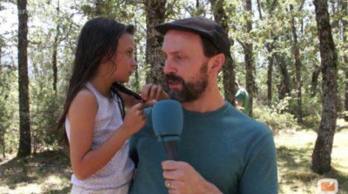 """Will Keen: """"Trabajar con mi hija en 'Refugiados' es un lujo"""""""