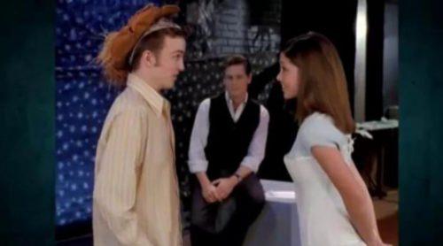 Aaron Paul en 'Beverly Hills, 90210' ('Sensación de vivir')