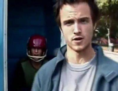 Aaron Paul en 'Expediente X' ('The X Files')