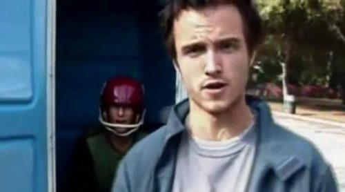 Aaron Paul en 'Expediente X' ('The X Files')