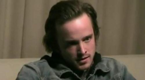 Audición de Aaron Paul para 'Breaking Bad'
