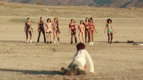 Jon Kortajarena, protagonista del polémico y sensual spot de lencería dirigido por Penélope Cruz