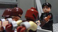 Tráiler de la quinta temporada de 'The Walking Dead' en formato Lego