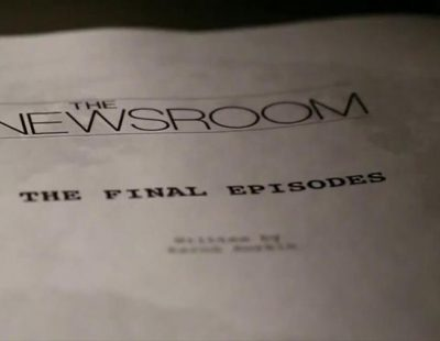 Misterioso teaser mudo de la tercera temporada de 'The Newsroom'