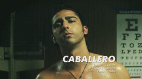 """Caballero, el primer """"anti-shore"""" de la historia, logra una plaza en 'Acapulco Shore'"""