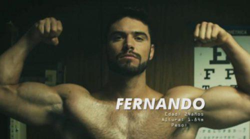 Fernando, el guaperas y adicto al gimnasio de 'Acapulco Shore'