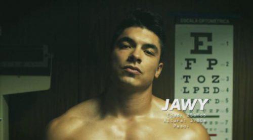 Presentación de Jawy, el cachas del grupo de 'Acapulco Shore'
