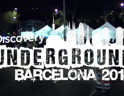 Así ha transcurrido la 'Discovery Underground Barcelona' organizada por Discovery MAX