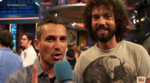 Juan y Damián (Trancas y Barrancas) se entrevistan entre ellos