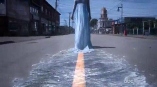 """Elsa de """"Frozen"""" en las primeras imágenes de la temporada 4 de 'Once Upon A Time'"""