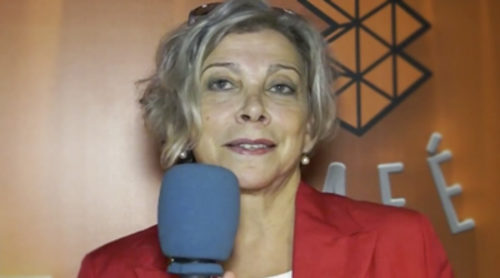 """Kiti Mánver ('Vive Cantando'): """"He hablado con Concha Velasco, incluso estuvimos cantando la primera canción del personaje"""""""