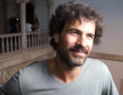 """Rodolfo Sancho: """"Mi personaje en 'El ministerio del tiempo' viaja en el tiempo para que otros no cambien el pasado"""""""
