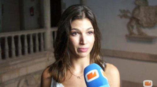 """Úrsula Corberó: """"En mi primer día de rodaje en 'Isabel' me sorprendió la tranquilidad que había"""""""
