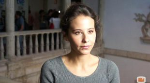 """Irene Escolar: """"He entrado en 'Isabel' por la puerta grande"""""""