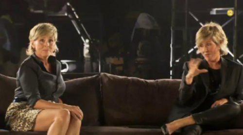 El vestido de Mercedes Milá en 'Gran Hermano 15', en la cuarta promo