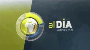 Las nuevas cabeceras de los informativos de 13tv con Alfredo Urdaci
