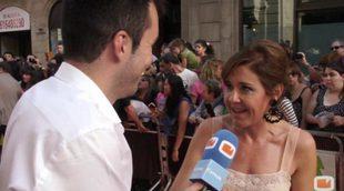 María Pujalte, Cristina Castaño, Nacho Guerreros... en la gala de clausura del FesTVal 2014