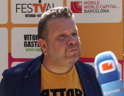 """Alberto Chicote: """"'Top Chef' y 'Masterchef' pueden convivir al igual que se ven varios partidos de fútbol a la semana"""""""