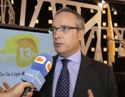 """Alejandro Samanes: """"En 13tv vamos a ser líderes en la producción propia diaria con más de 12 horas cada día"""""""