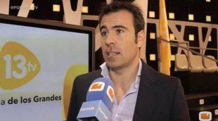 """Felipe del Campo ('La goleada'): """"El periodismo deportivo en televisión está en forma, la sociedad lo demanda"""""""