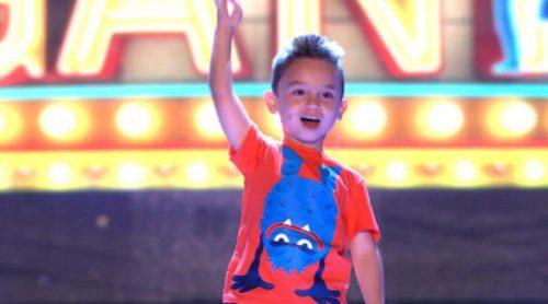 Promo de 'Pequeños gigantes', el nuevo talent show infantil de Telecinco