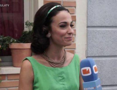 """Sara Rivero: """"La lucha de Laura Blasco será poder vivir con su mentalidad en la España de 1963"""""""