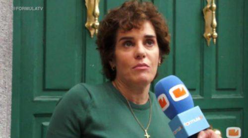 """Anabel Alonso ('Amar es para siempre'): """"Benigna es muy católica pero no actúa conforme a sus convicciones"""""""